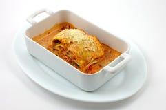 Vegetarian lasagne Royalty Free Stock Image