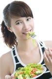 Vegetarian lunch Stock Photos