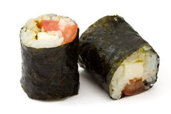 Vegetarian Makizushi Stock Images