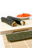 Vegetarian Makizushi Stock Photography