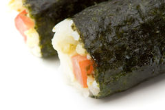Vegetarian Makizushi Royalty Free Stock Photography