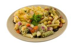 Vegetarian meal Stock Image