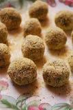 Vegetarian meatballs Royalty Free Stock Image