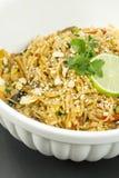 Vegetarian Pad Thai Royalty Free Stock Photo