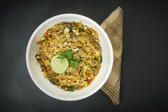 Vegetarian Pad Thai Stock Photos