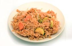 Vegetarian pad thai Stock Photography