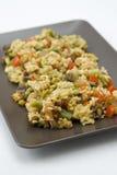 Vegetarian Paella Stock Images
