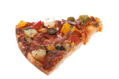 Vegetarian pizza Royalty Free Stock Photography