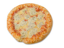 Vegetarian pizza Stock Image