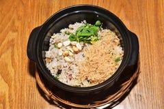 Vegetarian rice Royalty Free Stock Images