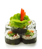 Vegetarian Roll Stock Images