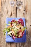 Vegetarian salad Royalty Free Stock Photography