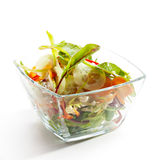 Vegetarian Salad Stock Photo