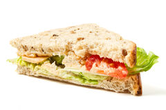 Free Vegetarian Sandwich Royalty Free Stock Photos - 17747438