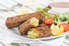 Vegetarian Sausage Stock Photos