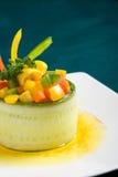 Vegetarian starter Stock Image