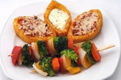 Vegetarian Starter Royalty Free Stock Photo