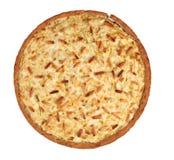 Vegetarian tart Stock Photo