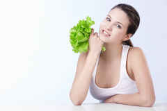 Vegetarianism Stock Photos