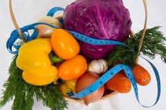 vegetarianism Lizenzfreie Stockbilder