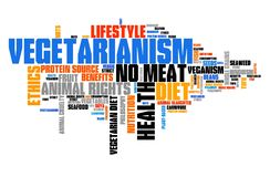 Vegetarianism Stock Images