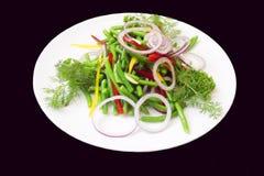 Vegetariano Imagens de Stock Royalty Free