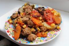 vegetariano immagini stock