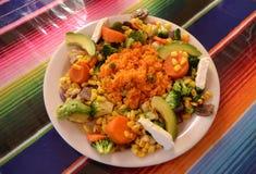Vegetariano mexicano fotos de stock royalty free