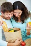 Vegetarianos Imagen de archivo libre de regalías