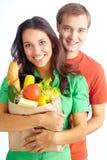 Vegetarians Stock Photos