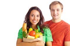 Vegetarians Royalty Free Stock Photo