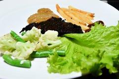 Vegetarier Setak Lizenzfreies Stockfoto
