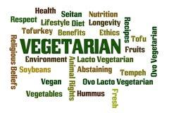 vegetariër Stock Foto's