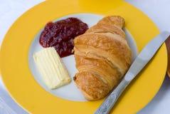 Vegetarisch-gastronomisch ontbijt 3 Stock Fotografie