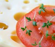 Vegetarisch voedsel stock foto's