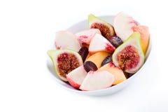Vegetarisch voedsel Royalty-vrije Stock Fotografie