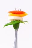 Vegetarisch Voedsel Royalty-vrije Stock Foto's