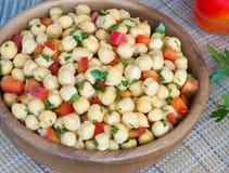 De salade van de keker Stock Foto