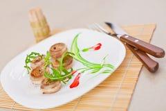 Vegetarische Mahlzeit lizenzfreie stockfotografie