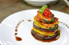 Vegetarische Nahrung Stockfoto