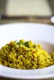 Vegetarische rijst Royalty-vrije Stock Foto's