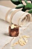 Vegetarische Süßigkeit stockfotografie