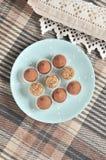 Vegetarische Süßigkeiten lizenzfreies stockfoto