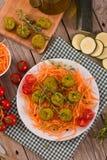 Vegetarische vleesballetjes royalty-vrije stock fotografie