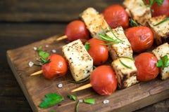 Vegetarische vleespennen royalty-vrije stock foto