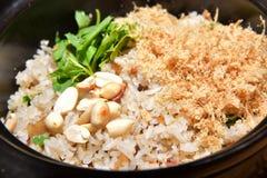 Vegetarischer Reis Lizenzfreies Stockbild