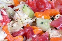 Vegetarischer Salat Lizenzfreie Stockfotografie