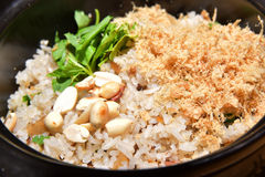 Vegetarisk rice Royaltyfri Bild
