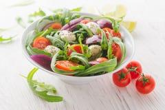 Vegetarisk sallad Royaltyfria Bilder