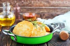 Vegetarisk sund maträtt royaltyfri bild